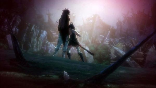 0 無名 美馬を刺す 遠景