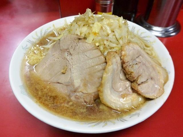 ラーメン二郎 西台駅前店 (7)