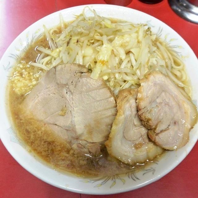 ラーメン二郎 西台駅前店 (8)
