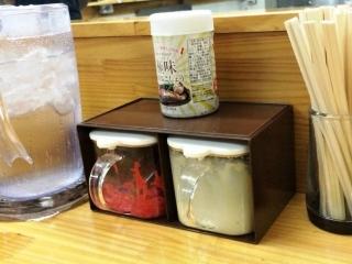 豚骨ラーメン 新井商店 (15)