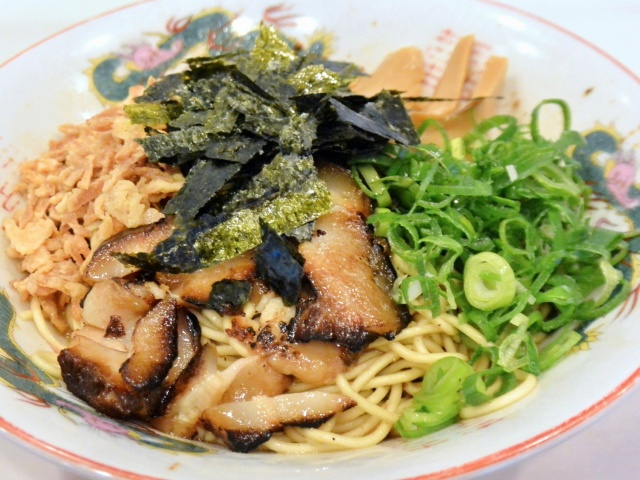 麺や ○雄 (8)