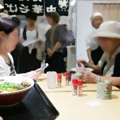 長尾中華そば・青森宮城物産展 (7)