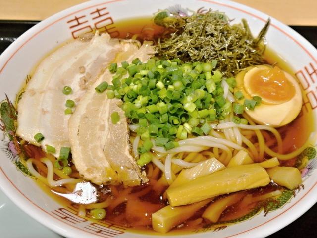 長尾中華そば・青森宮城物産展 (10)