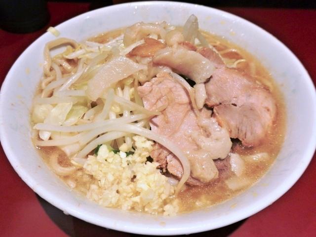 ラーメン二郎 荻窪店 (7)