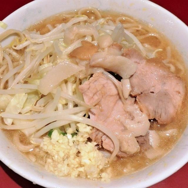 ラーメン二郎 荻窪店 (8)