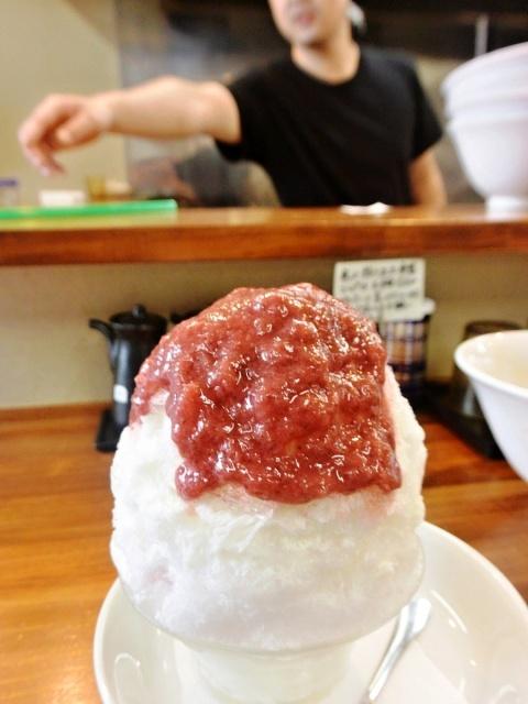 台湾ラーメン~蛇拳~ + かき氷 (13)