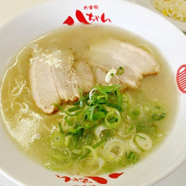 八ちゃんラーメン (7)