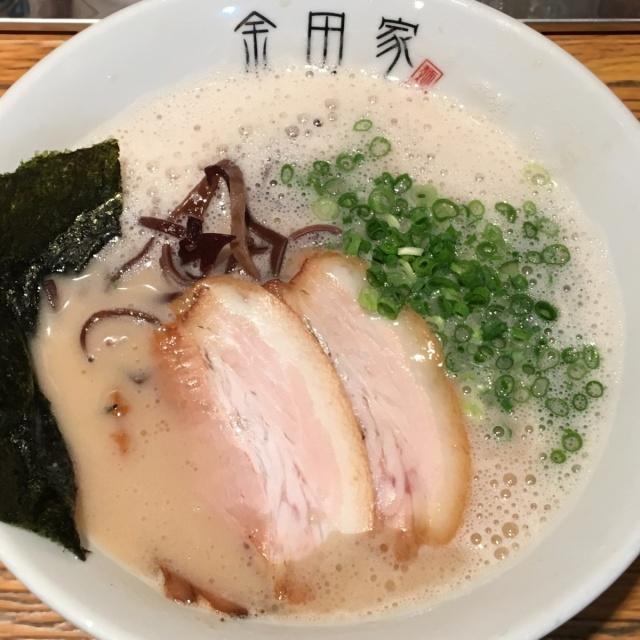 黒豚とんこつ金田家 キャナルシティ博多店 (10)