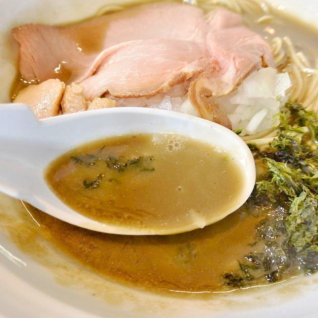 濃麺 海月 (9)