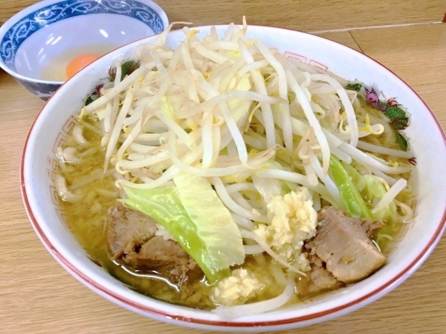 ラーメン二郎 栃木街道店 (4)