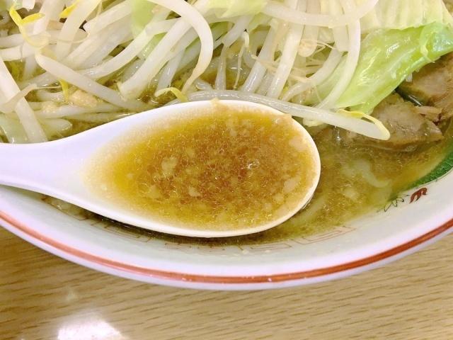 ラーメン二郎 栃木街道店 (5)