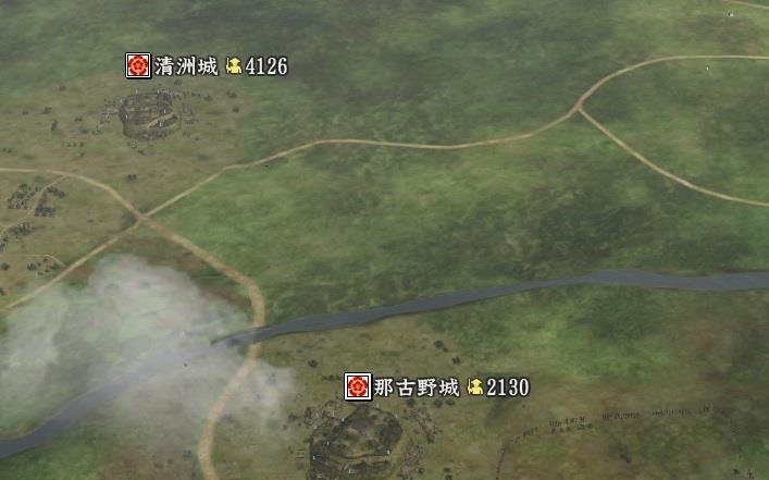 信長の野望創造戦国立志伝 清州城と那古野城を手に入れた