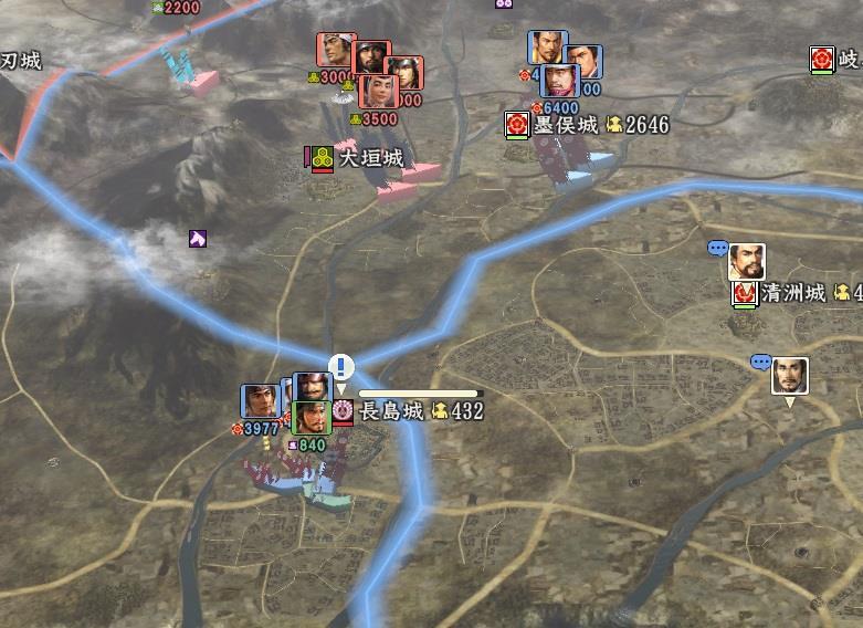 信長の野望創造戦国立志伝 長島城再包囲