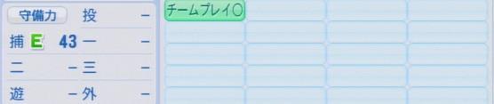 実況パワフルプロ野球2016ver1.03吉田 裕太パワプロ