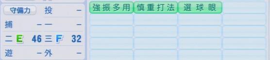 実況パワフルプロ野球2016ver1.03ナバーロ パワプロ