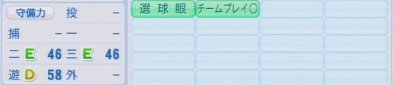実況パワフルプロ野球2016ver1.03鈴木 大地パワプロ
