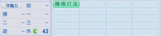 実況パワフルプロ野球2016ver1.03肘井竜蔵パワプロ2016