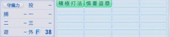 パワプロ2016 髙山俊 1.03&1.04