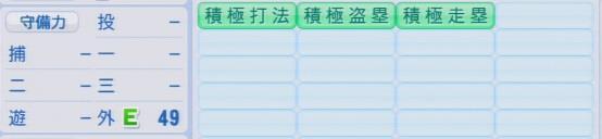 パワプロ2016 横田慎太郎 1.03&1.04