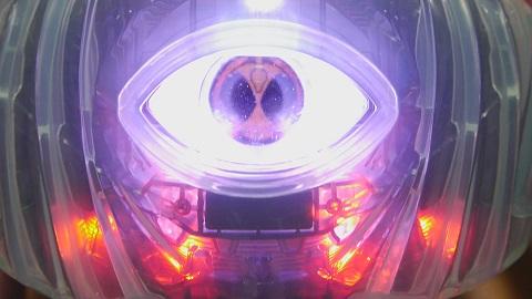 仮面ライダーゴースト ドーストドライバーLED拡張キット発光2