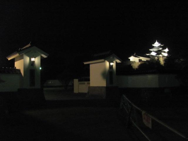 小峰城夜景A