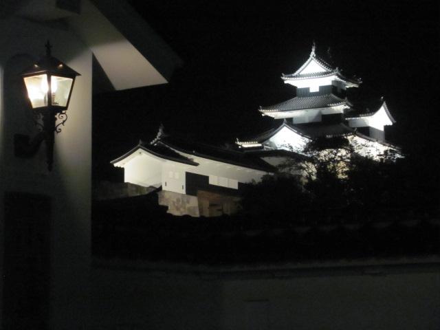 小峰城夜景B