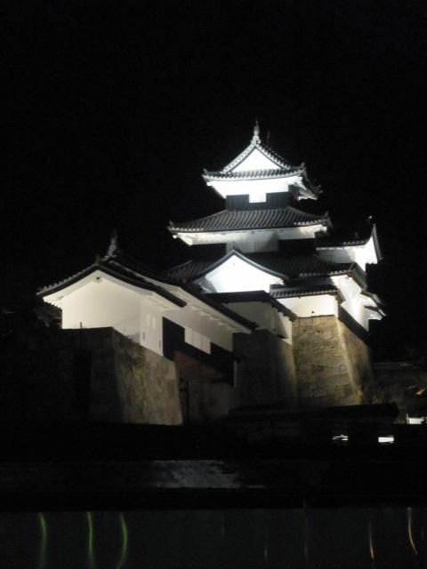 小峰城夜景C