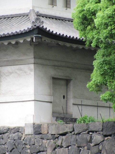 江戸城桜田巽二重櫓2016.5.20B