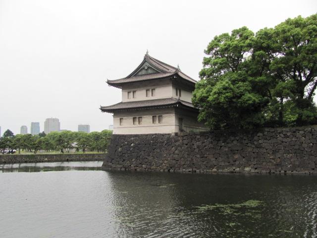 江戸城桜田巽二重櫓2016.5.20D