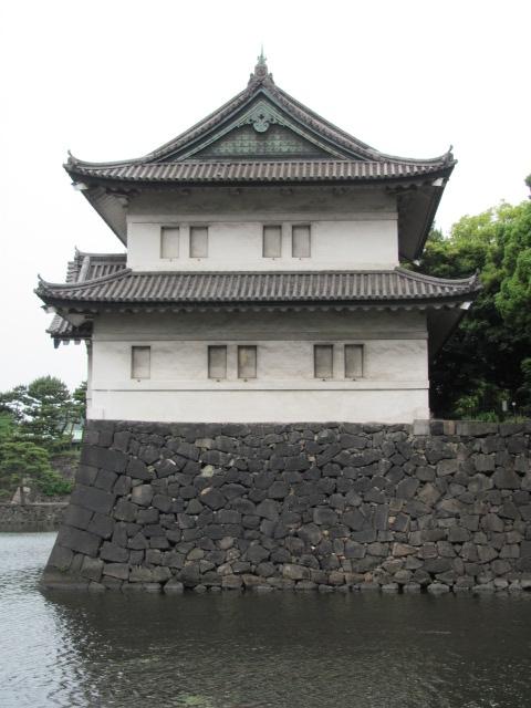 江戸城桜田巽二重櫓2016.5.20E