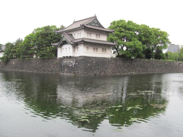 江戸城桜田巽二重櫓2016.5.20G