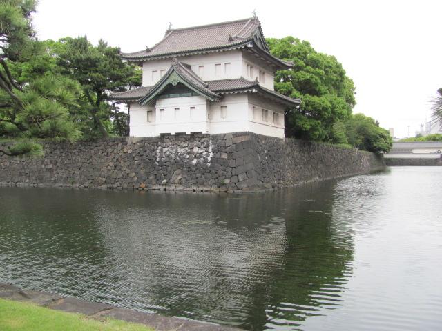 江戸城桜田巽二重櫓2016.5.20H