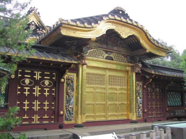 上野東照宮D