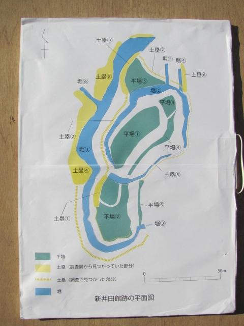 新井田館現説XA