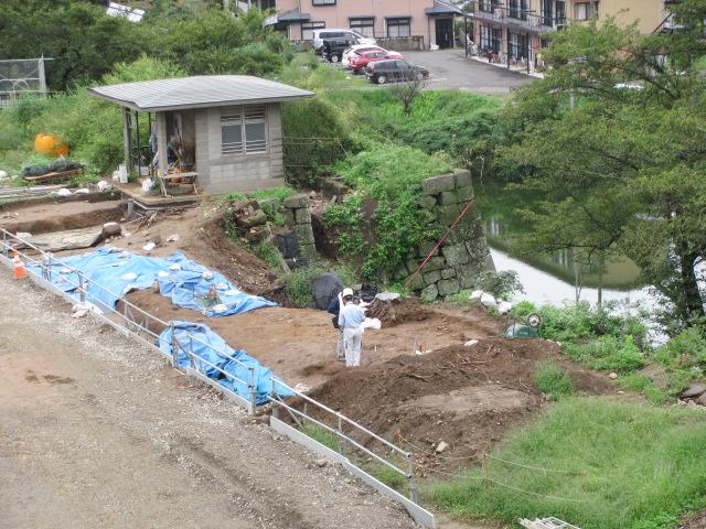 小峰城石垣修復2016.9.23F