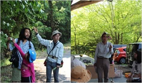 木育交流植物・講師