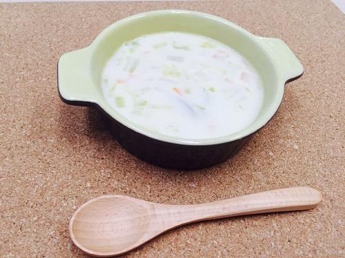 白みそミルクスープ