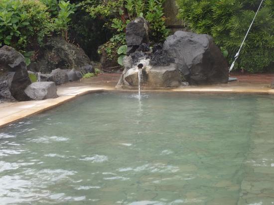 大島温泉ホテル露天風呂