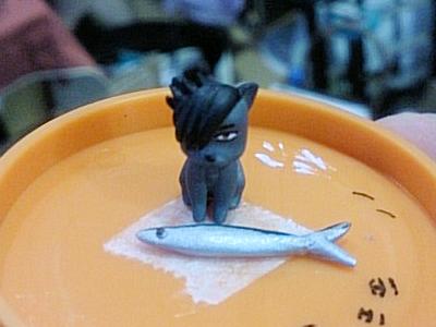 黒尾ネコさん