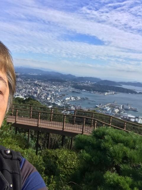 弓張岳展望台3