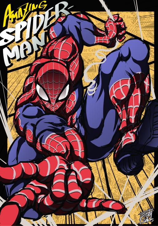 SPIDER-MAN【スパイダーマン】