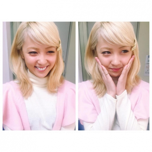 E-girlsのポップアイコン・Dream Ami「いつか金髪を卒業したい」「金髪じゃなくなったとき『あれ、誰?』みたいになるのは怖い」
