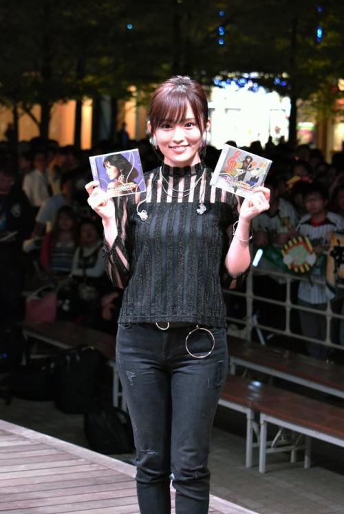 山本彩、初ソロアルバム1位なら「ブルマーツアー」公約「変態過ぎるやろ!」