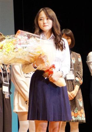 元E-girls武田杏香が「ミスiD2017」グランプリ!3500人の頂点「自信がついた」と涙