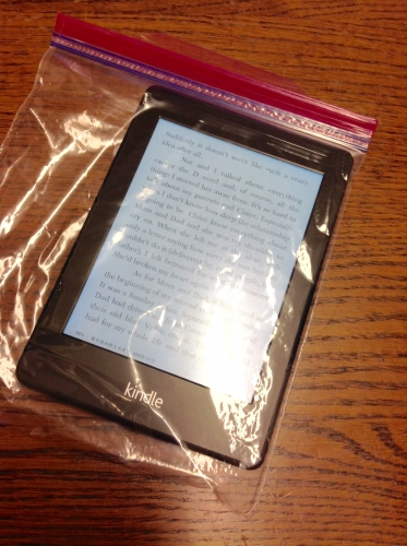 ziplock kindle