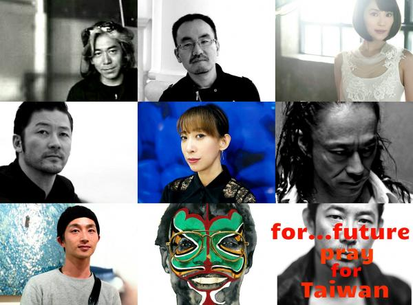 """for...future"" Pray for TAIWAN"