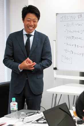 穂口先生7