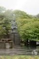 熊本商店街(加藤清正像)