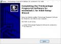指紋認証ソフトウェア