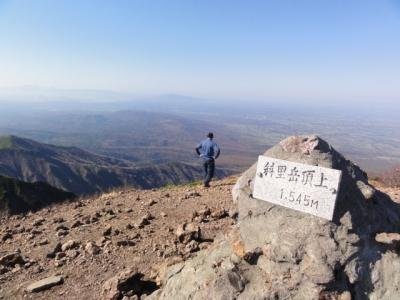 斜里岳 063